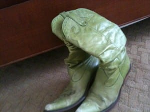 Green Boots 4.18.12