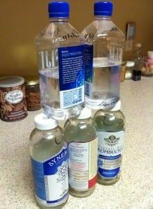 Lillian's Stacked Bottles 4.24.15