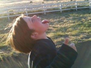 Thomas Tasting the Wind 4.18.13