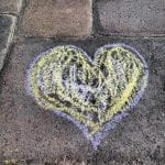 Chalk Heart May 25 2014