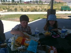Picnic May 31 2012
