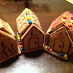 TLC Gingerbread Dog Houses Farewell May 15 2016