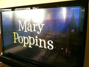 Mary Poppins Movie June 22 2016