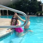 Swimming July 29 2016 #3