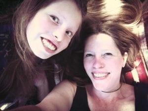 Camilla & Lillian Rancho July Date Day 2015