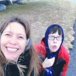Walk with Thomas Vintage Lake 1.10.17 #3