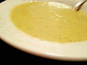 Broccoli Cheese Soup 1.29.17