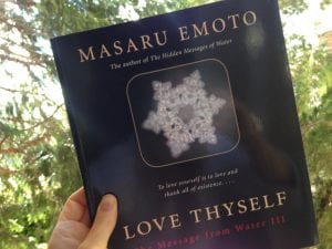 Love Thyself - The Message from Water III Book