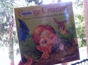 Strange Creatures Book 2016