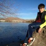 Walk with Thomas Vintage Lake 2.13.17 #1