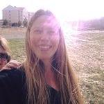 Camilla and Lillian Walk Vintage Lake 3.16.17 #4
