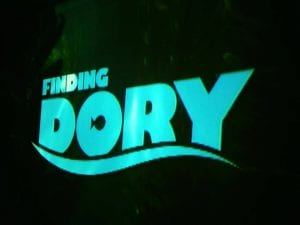 Finding Dory Movie 2017