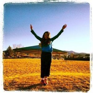 Lillian on Hill 2.22.14