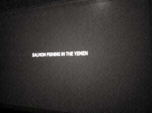 Salmon Fishing in the Yemen Movie 2016