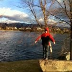 Walk with Thomas Vintage Lake 2.18.16 #1