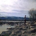 Walk with Thomas Vintage Lake 3.23.17 #1