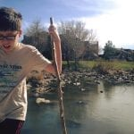 Walk with Thomas Vintage Lake 3.23.17 #3