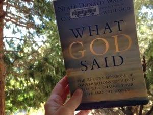 What God Said Book 2016