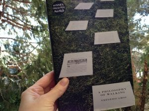 A Philosophy of Walking Book 2017
