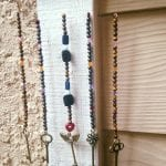 Custom Skeleton Key Wind Chime April 2017 #2