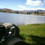 Solo Walk Vintage Lake 4.10.17 #3