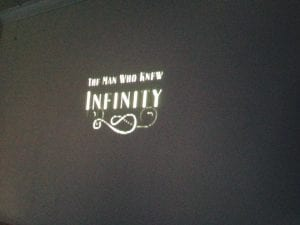 The Man Who Knew Infinity Movie 4.15.17
