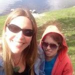 Walk with Lillian Vintage Lake 4.25.17 #2
