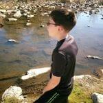 Walk with Thomas Vintage Lake 4.15.17 #1