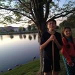Sunset Walk Vintage Lake 5.19.17 #1