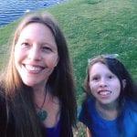 Sunset Walk with Lillian Vintage Lake 5.21.17 #1