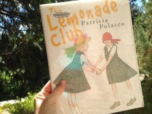 The Lemonade Club Book 2016