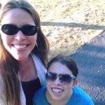 Lillian and Camilla Walk Vintage Lake 6.4.17 #3