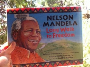 Nelson Mandele Long Walk to Freedom Book 2017