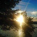 Sunset Walk with Lillian Vintage 6.5.17 #1