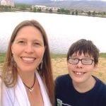 Sunset Walk with Thomas Vintage Lake 6.7.17 #2