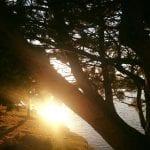 Lillian and Camilla Sunset Walk Vintage Lake 6.26.17 #5