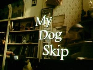 My Dog Skip Movie 7.8.17