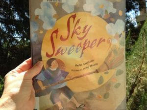 Sky Sweeper Book 2016