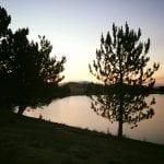 Sunset Walk with Lillian Vintage Lake 6.21.17 #3