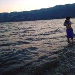 Washoe Lake Sunset Walk Team TLC 7.2.17 #4