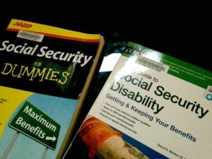 Social Security Books August 2017