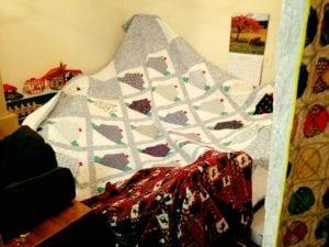 Blanket Fort 8.18.17