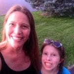 Sunset Walk with Lillian Vintage Lake 8.29.17 #6