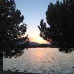 Sunset Walk with Thomas Vintage Lake 8.10.17 #4