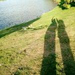 Camilla and Lillian Walk Vintage Lake 10.3.17 #4