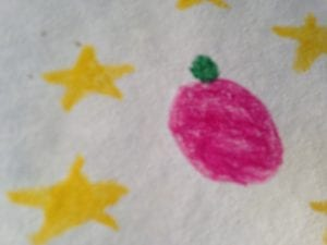 Handdrawn Apple Lillian 2017