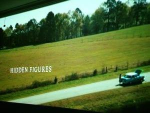 Hidden Figures Movie 10.22.17