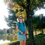 Walk with Lillian Vintage Lake 10.18.17 #10