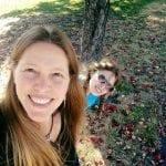 Walk with Lillian Vintage Lake 10.18.17 #5
