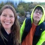 Walk with Thomas and Camilla Vintage Lake 9.29.17 #2